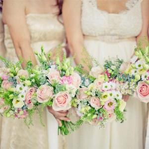 Fleurs du mariage