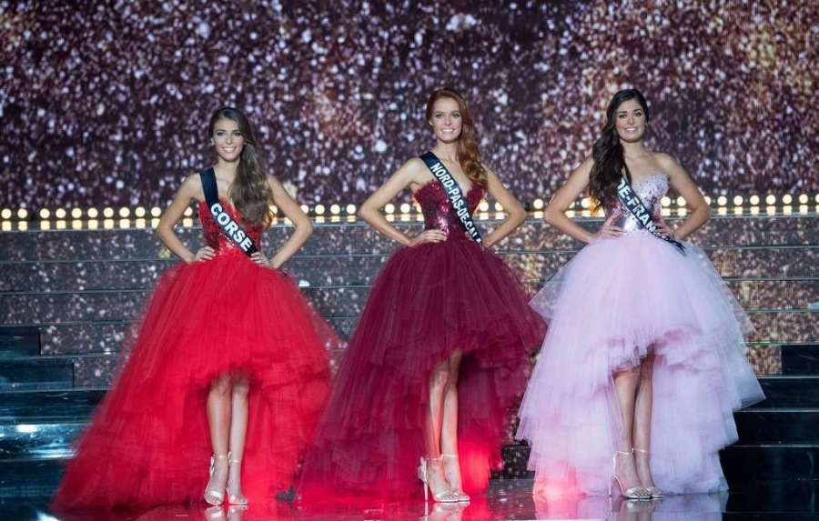 competition miss france 2018